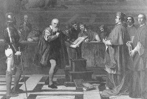 Galileo Opposing The Consensus