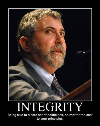 INTEGTRITY - Krugman