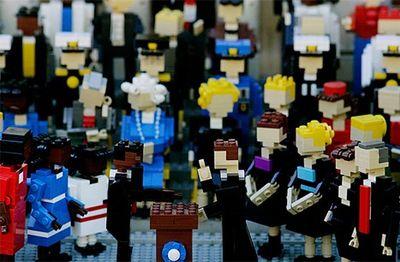 Lego Obama
