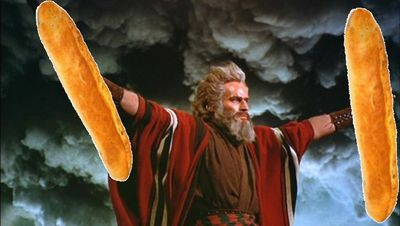 Wrath of the Baguettes