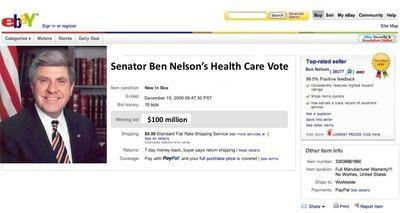 Ben Nelson on eBay
