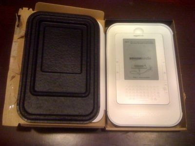 Replacement Kindle