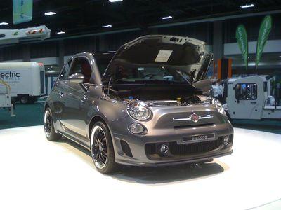 Fiat Electric 500