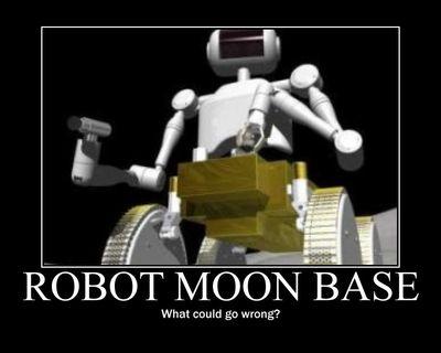 Robt Moon Base