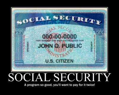 Social Security - Twice