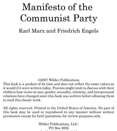 Communist Warning
