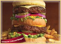 Ultimate Colossal Burger
