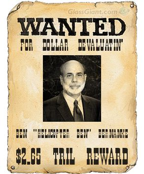 Wanted Ben Poster