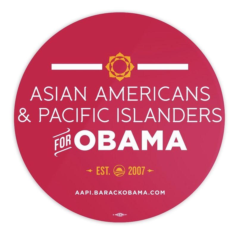 AAPI for Obama