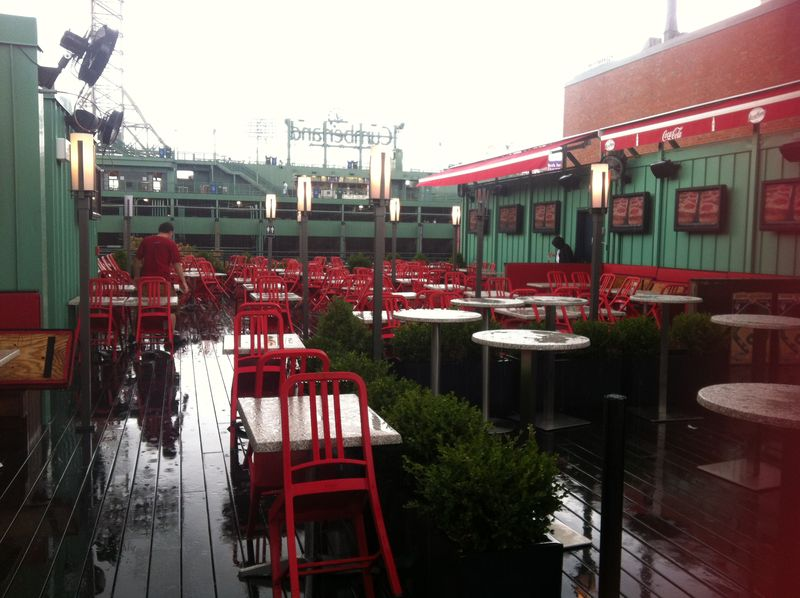 Jerry Remy Roof Deck Bar
