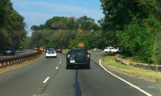 GW Parkway Overlook Freed