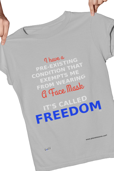 Its Called Freedom Mockup PlaceIt