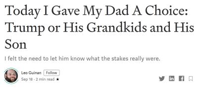 Guinan Trump or Grandkids