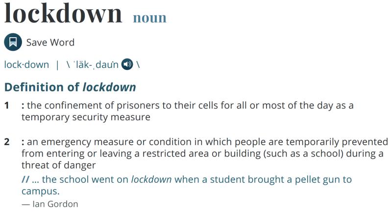 Lockdowns Don't Work 2