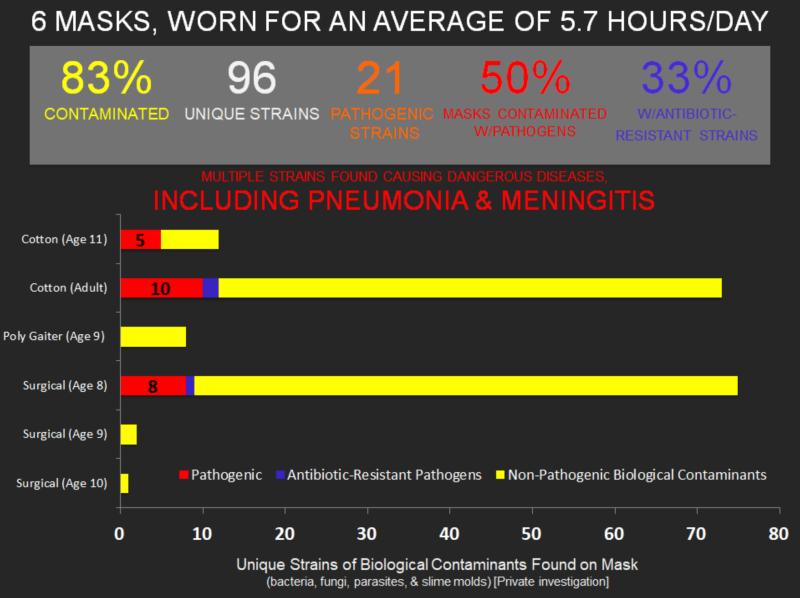 Pathogens on Masks 5